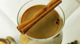 Как в турке сварить кофе на молоке
