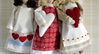 Что такое Тильда и как появились эти куклы