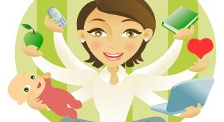 Как все успевать с детьми? Большой секрет работающей мамы