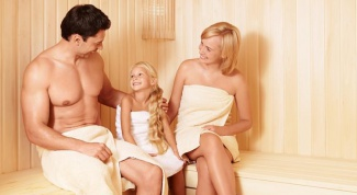 Как правильно мыться и париться в бане