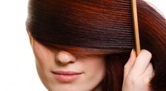 Секреты окрашивания волос хной