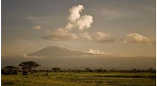 Национальный парк Амбосели. Кения