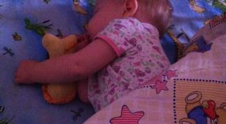 Рекомендации родителям, у которых ребенок плохо спит ночью