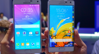Overview of Samsung Galaxy Note 5: specifications, pros and cons, price