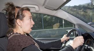 Почему появляется страх вождения автомобиля