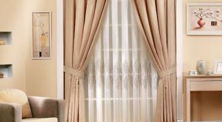 Как правильно подобрать шторы