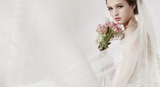 Народные приметы про свадебное платье невесты