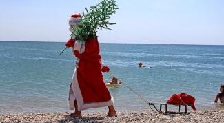 Погода в Турции на Новый год