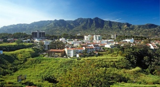 Город Сан-Хосе. Коста-Рика