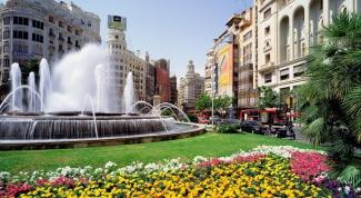 Отдых в Валенсии. Испания