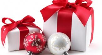 Идеи подарков на Новый год 2016
