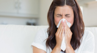 How to quickly cure a cold at home