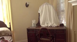 Обязательно ли завешивать зеркала на похоронах: православный взгляд