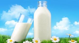 Как использовать молоко в саду