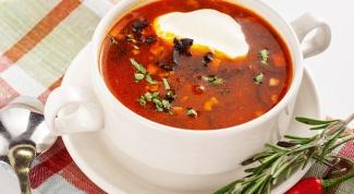 Как приготовить мясную солянку в домашних условиях