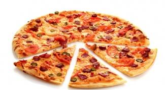 Лучший рецепт тонкого теста для пиццы