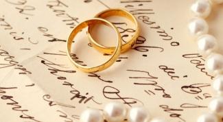 Народные приметы и суеверия, связанные с обручальными кольцами