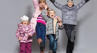 Модные тренды зима 2015-2016 в детской одежде
