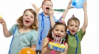 Как сделать детский праздник безопасным
