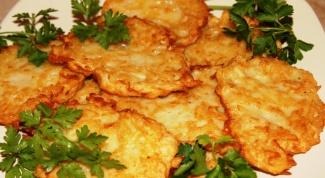 Как приготовить драники из картошки