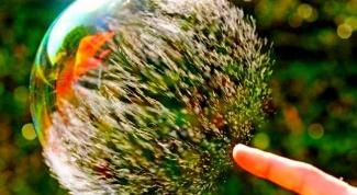 Как в домашних условиях сделать мыльные пузыри