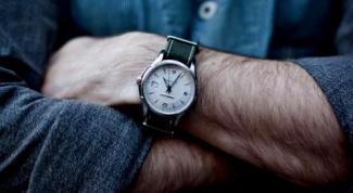 Как подобрать хорошие часы для мужчины