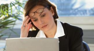 Как снять сухость и усталость глаз от компьютера