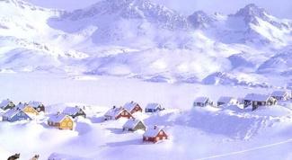 Самые холодные страны мира