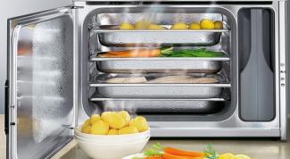 Здоровое питание и микроволновая печь