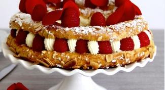 Как приготовить торт «Париж-Брест»