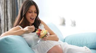 Советы по питанию во время беременности