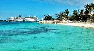 Рождественские каникулы на Багамских островах