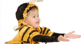 Как сшить костюм пчелки своими руками