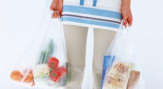 Как удобно хранить пакеты-майки