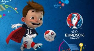 Группа сборной России на ЕВРО-2016