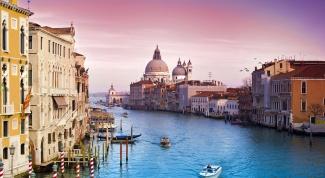 Венеция – самый романтичный город Италии