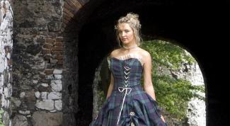 Как одеться на свадьбу по-шотландски