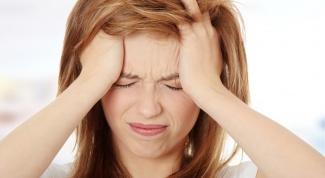 Как убрать головную боль без таблеток в домашних условиях
