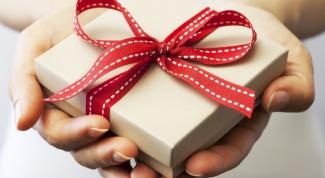 Как приготовить новогодний подарок бабушке