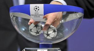 Результаты жеребьевки 1/8 финала Лиги чемпионов 2015-2016
