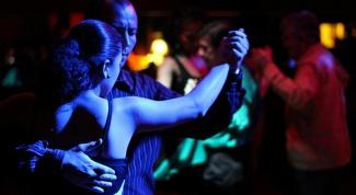 Аргентинское танго – решение проблем в паре