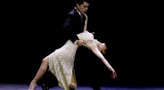 Женская одежда для аргентинского танго