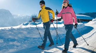 Скандинавская ходьба - новое веяние в мире спорта