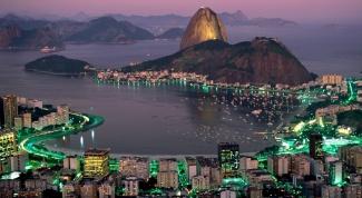 Рио-де-Жанейро и его достопримечательности