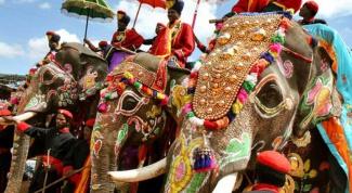 Мистическая Индия и ее достопримечательности