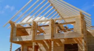 Технология строительства домов из двойного бруса