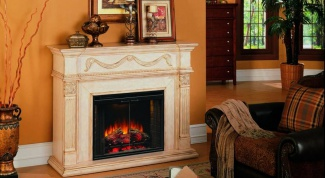 Основные достоинства и недостатки электрического камина для дома