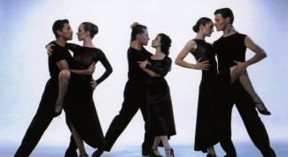 Аргентинское танго дарит гармонию в отношениях