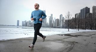 Что надеть на зимнюю пробежку