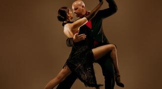 Аргентинское танго и мужская привлекательность